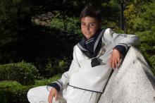 fotografo comuniones niño